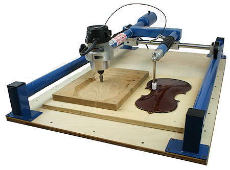 Gemini Carving Duplicator
